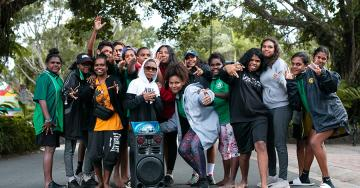Break it Down Project Kuranda community